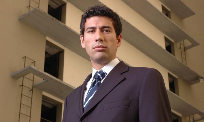 Marcos Barbosa Pinto, diretor do BNDES que se demitiu neste sábado em foto de 2007 Foto: Leo Pinheiro / Reprodução