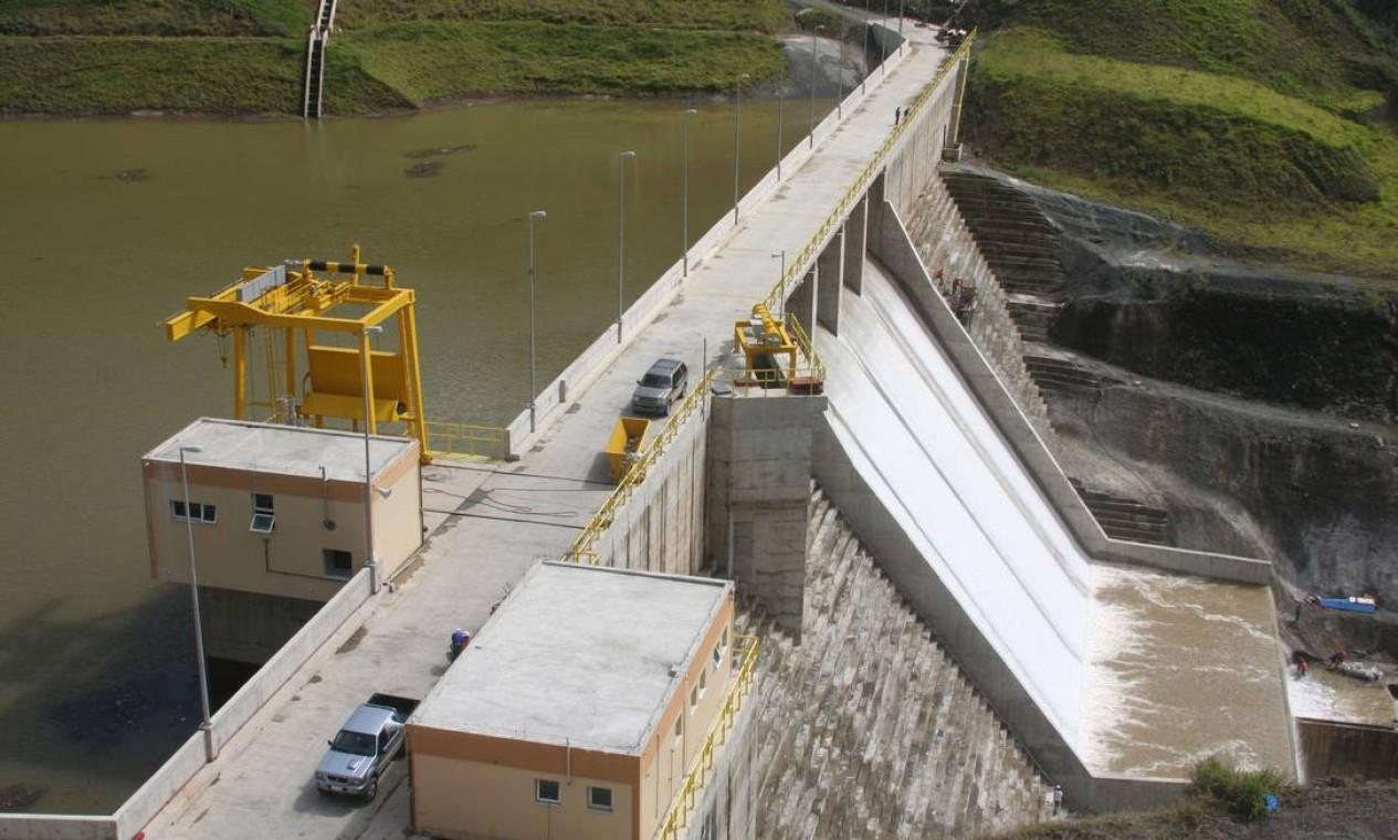 Consolidada sua atuação nacional, na década de 1970 a empresa dá início à expansão internacional, com as obras da hidrelétrica de Charcani, no Peru. No auge, a Odebrecht chegou a atuar em 28 países, inclusive nos EUA. Foto: Divulgação