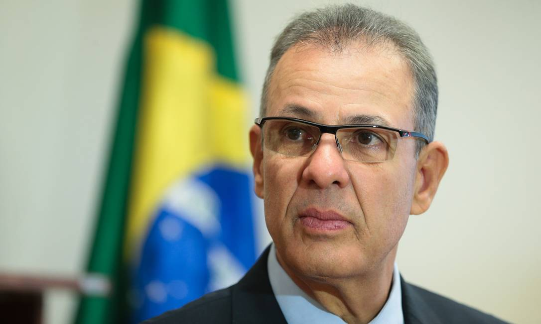 Bento Albuquerque, Ministro de Estado de Minas e Energia Foto: Saulo Cruz / Agência O Globo