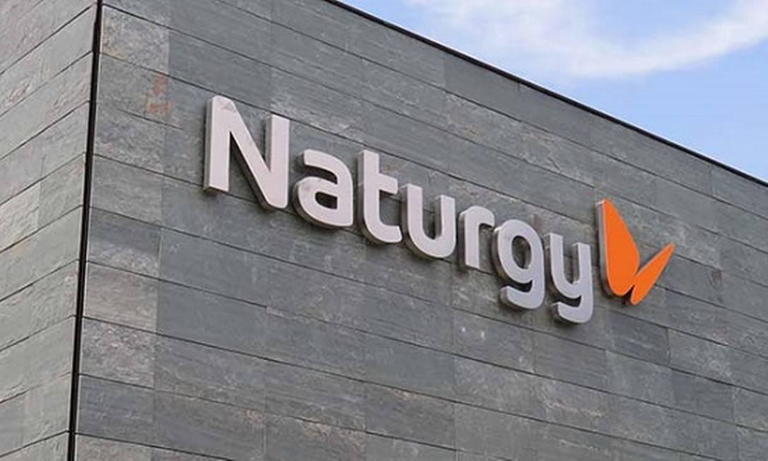Logo da Naturgy, distribuidora de gás do Estado do Rio Foto: Reprodução