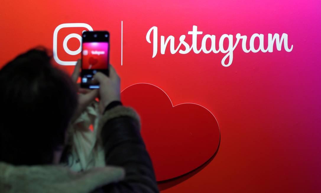 Instagram muda política de exibição do número de curtidas nas postagens Foto: Charles Platiau / Reuters