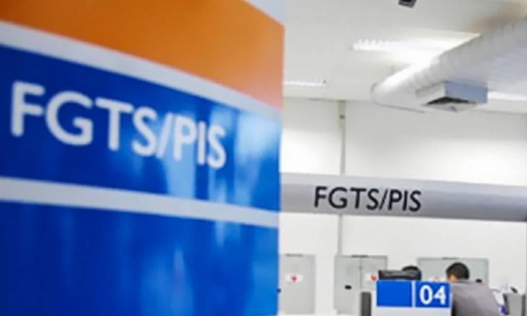 Governo anuncia medidas para liberação de saque do FGTS e do PIS/Pasep Foto: Reprodução