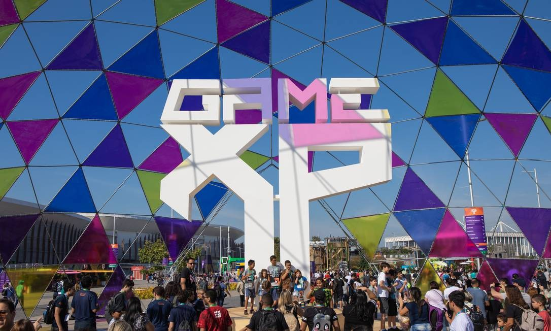Game XP Foto: Divulgação