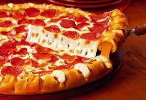 Destaque da rede Pizza Hut Foto: Plano 1 Comunicação / Divulgação