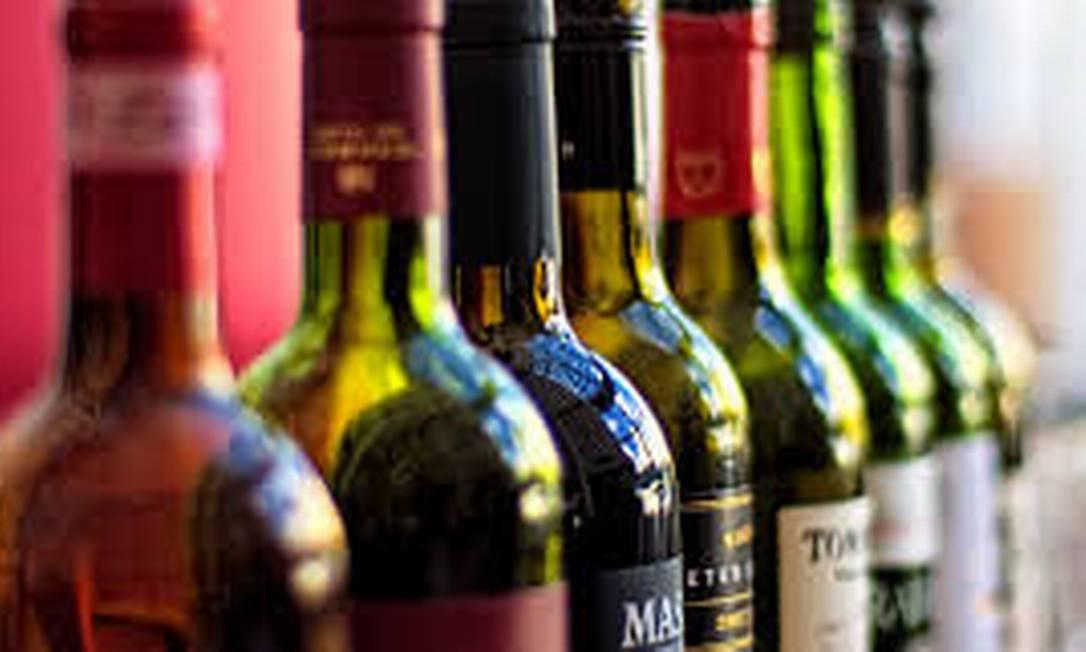 Vinhos franceses e alemães estão na lista de produtos que sofrerão tarifas adicionais dos EUA