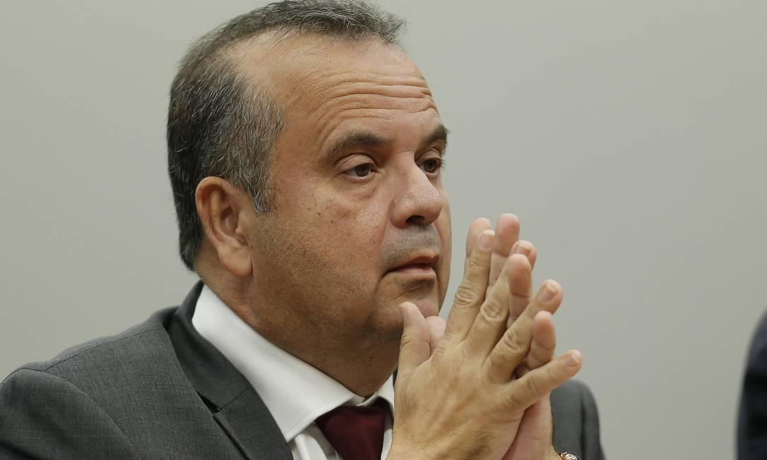 Secretário especial da Previdência, Rogério Marinho Foto: Jorge William / Agência O Globo
