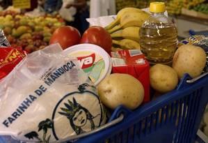 Na avaliação de técnicos do Ministério da Economia, a reoneração garantiria garantiria uma economia de R$1,2 bi por ano Foto: Lucíola Vilella / Agência O Globo