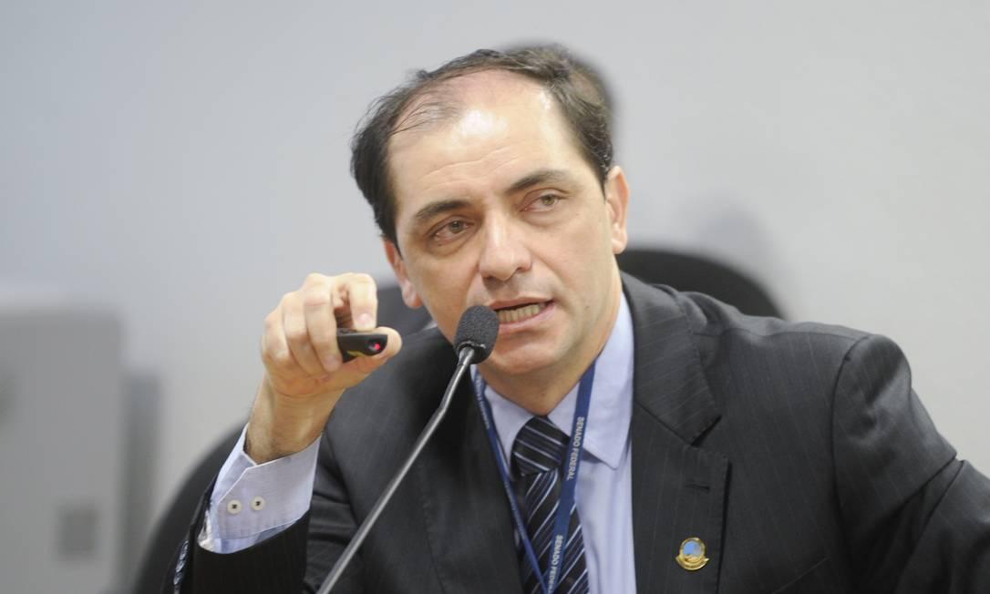O secretário de Fazenda do Ministério da Economia, Waldery Rodrigues: futurio incerto Foto: Marcos Oliveira / Agência O Globo