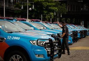 Está próximo acordo para incluir PMs e Bombeiros na reforma das Forças Armadas Foto: Pablo Jacob / Agência O Globo