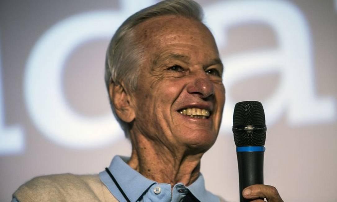 O bilionário brasileiro Jorge Paulo Lemann Foto: Bloomberg