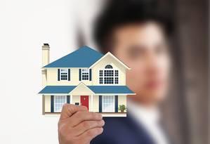 Fundo imobiliário é opção de rendimento Foto: Pixabay