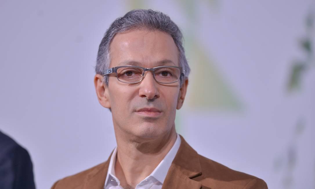 Romeu Zema, governador de Minas Gerais Foto: O Tempo / Agência O Globo