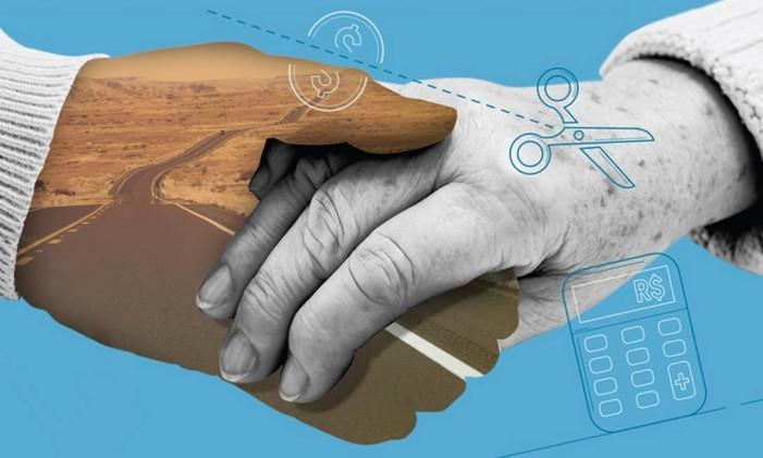 O que muda nas pensões? Foto: Infografia O Globo