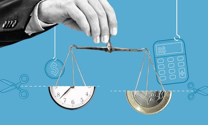 Como será calculada a aposentadoria? Foto: Infografia O Globo
