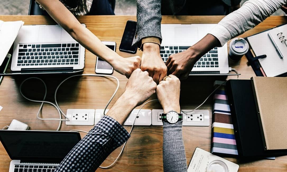 Pandemia aumenta parcerias entre varejistas e start-ups Foto: Pixabay