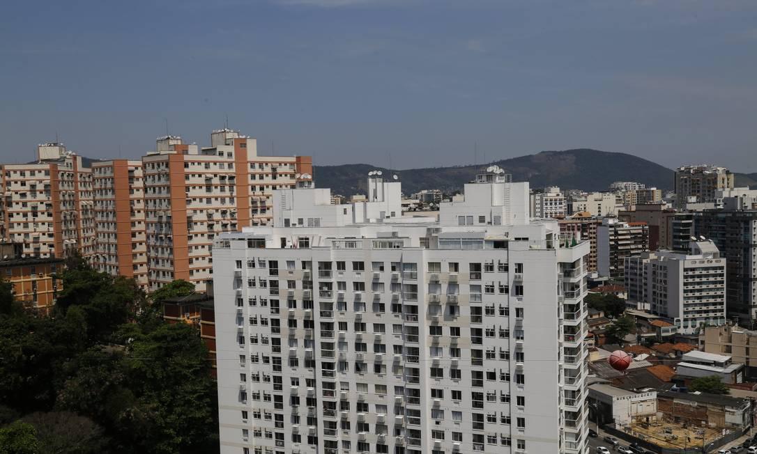 Com as novas regras para o saque do FGTS, comerciantes de materiais de construção já preveem um incremento nas reformas das casas Foto: Marcos Ramos / Agência O Globo