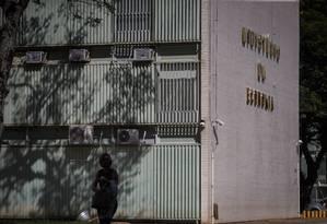 Ministério da Economia: governo anunciou desbloqueio no Orçamento Foto: Daniel Marenco / Agência O Globo