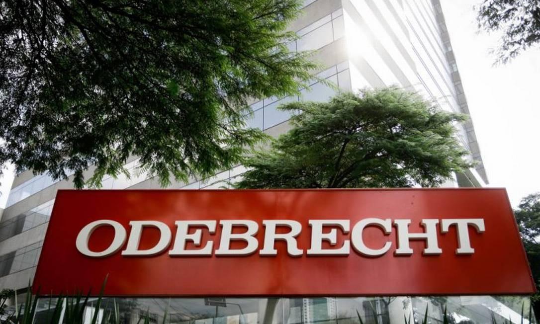 Odebrecht Foto: Reprodução