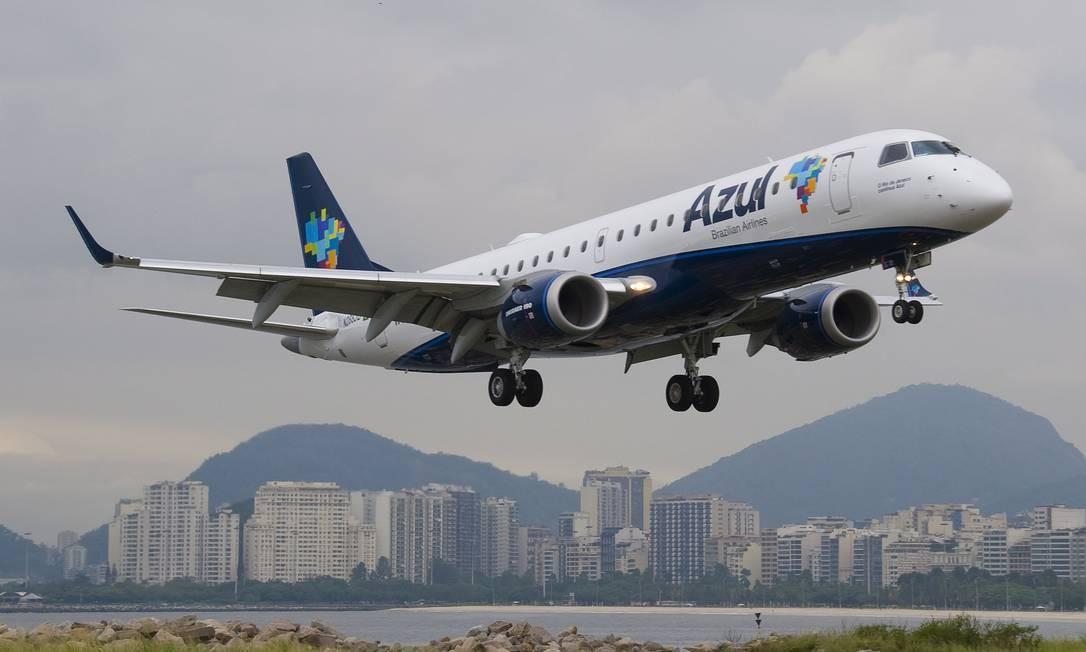 Trecho vai voltar a ser operado por três companhis aéreas Foto: Divulgação