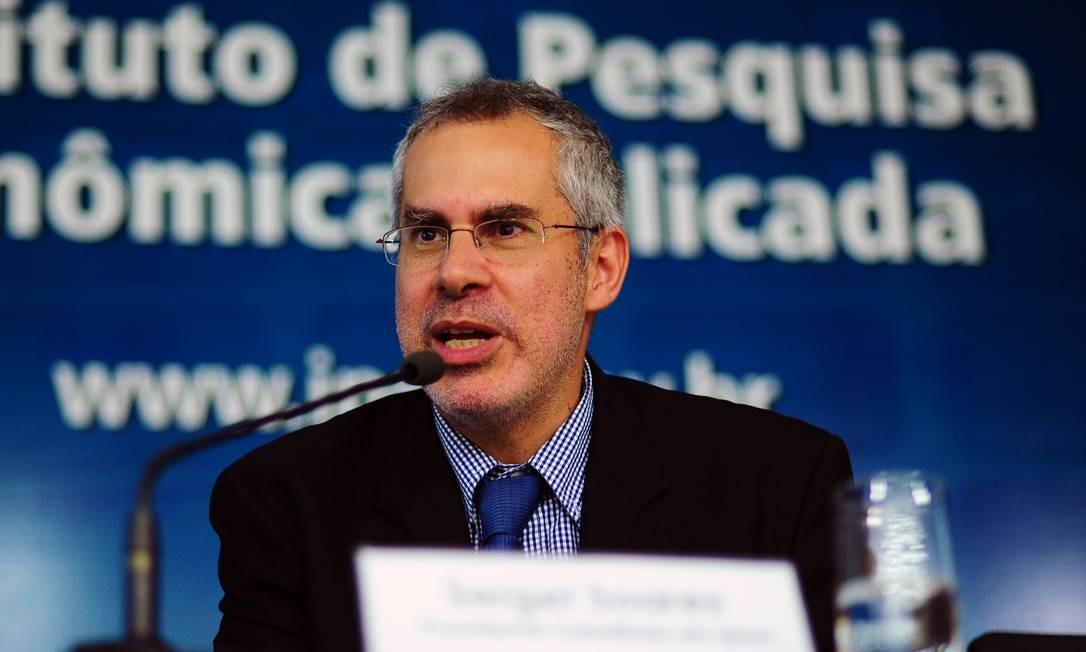 Sergei Soares, pesquisador do Ipea Foto: Saulo Cruz/SAE-Pr/6-5-2014 / Agência O Globo