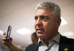 Senador Major Olimpio disse que houve uma quebra de acordo entre Executivo e Congresso Foto: Edilson Dantas / Agência O Globo