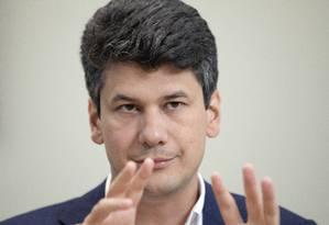 Gustavo Montezano, presidente do BNDES Foto: Ana Branco / Agência O Globo