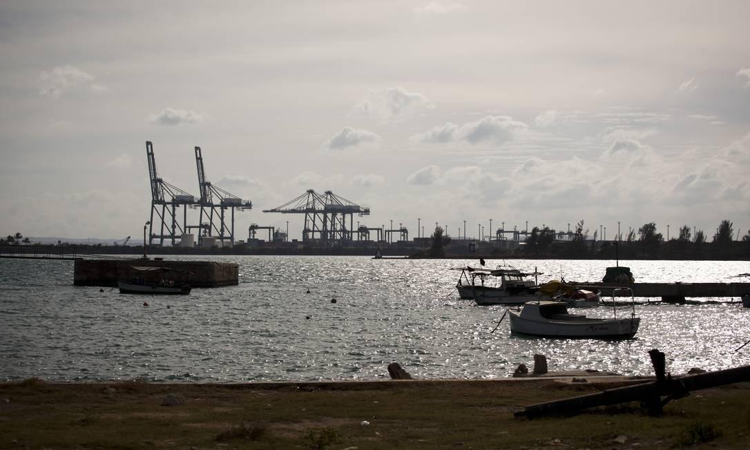 O BNDES emprestou US$ 641 milhões para as obras do Porto de Mariel, em Cuba, a cargo da Odebrecht, sob condições mais frouxas que a média. O país não pagou US$ 60 milhões e tem US$ 497 milhões a vencer. Foto: Bloomberg