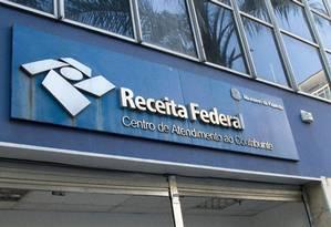 No projeto, os auditores fiscais devem enviar as informações para o Secretário da Receita Foto: Reprodução