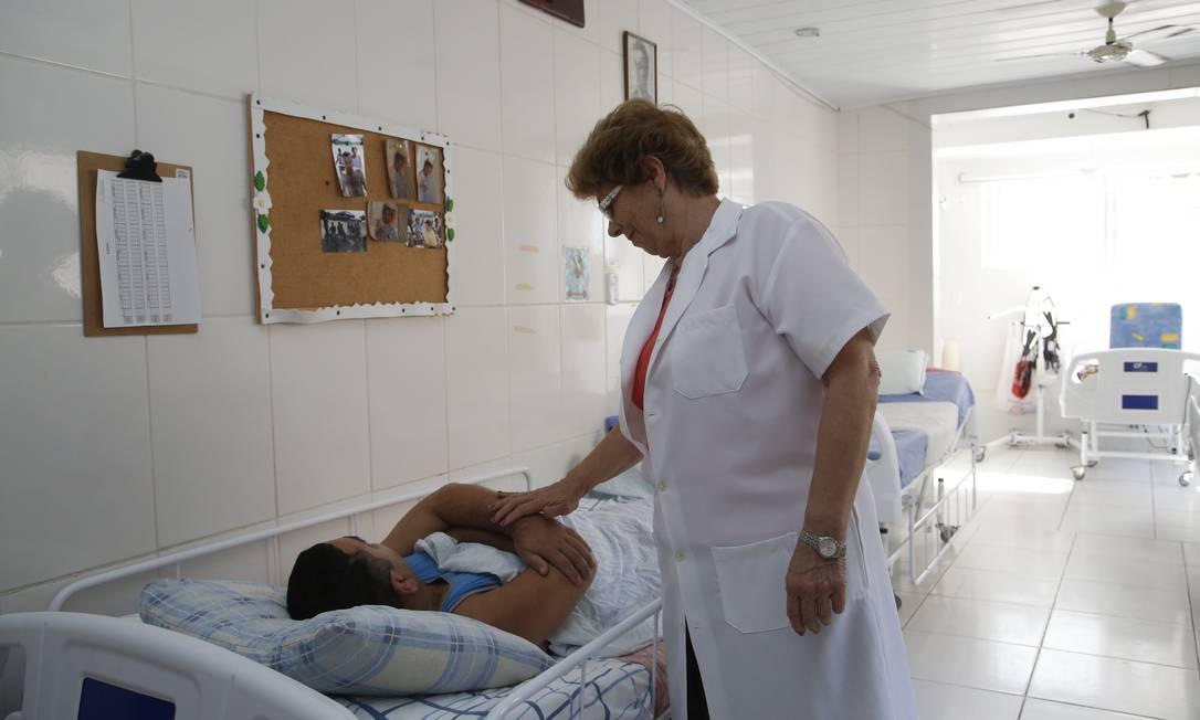 Entidades filantrópicas de saúde Foto: Fábio Guimarães / Agência O Globo