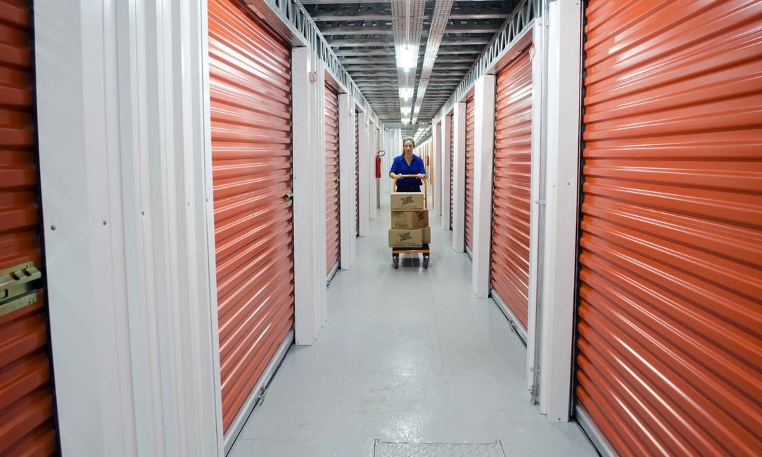 MB - Galpão self storage da empresa Guarde Perto