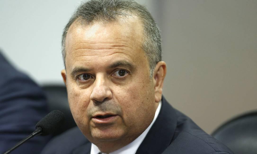 Secretário da Previdência, Rogério Marinho Foto: Jorge William / Agência O Globo