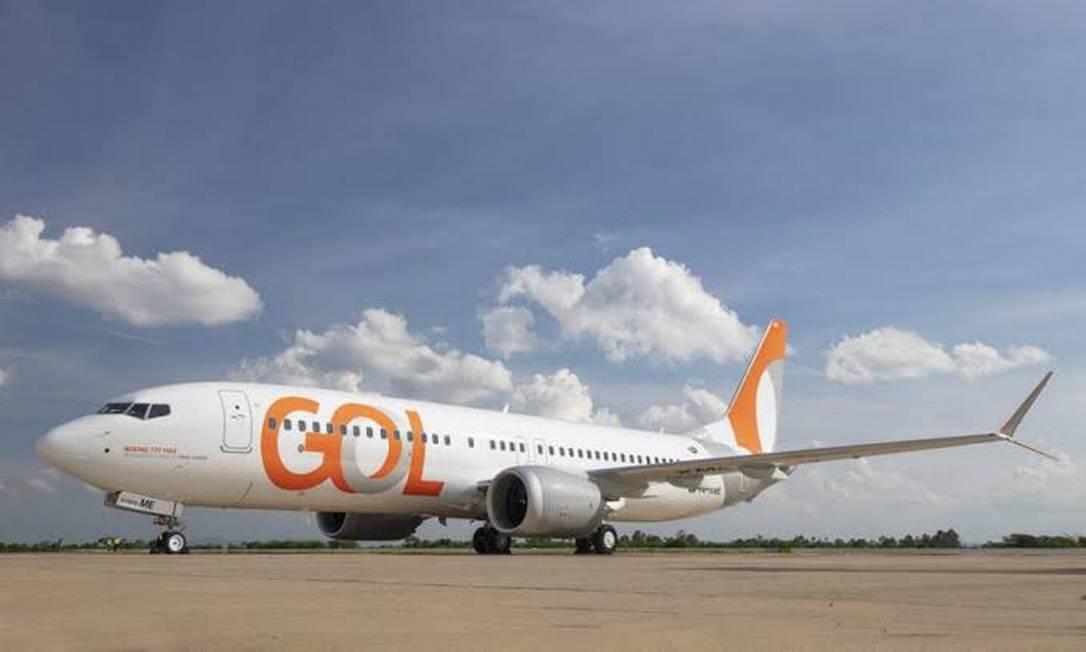 Gol vai realizar 100 voos por dia a partir de 10 de junho Foto: Reprodução
