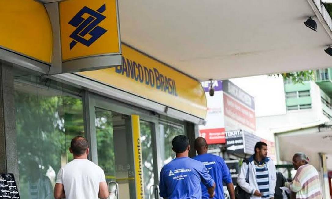 Banco do Brasil Foto: Reprodução