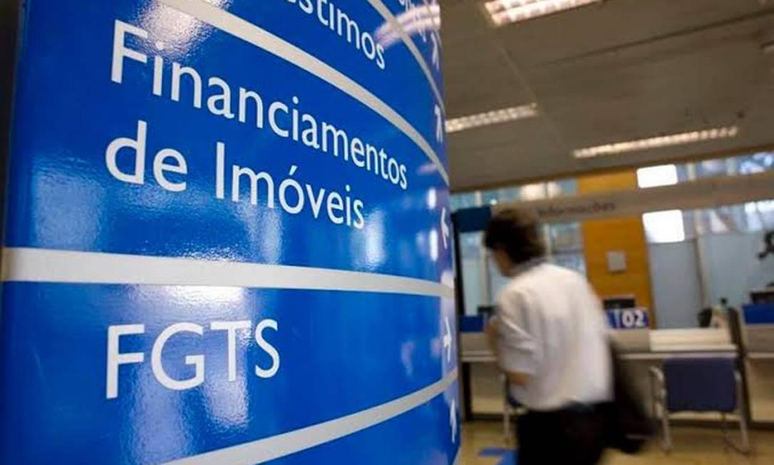 Novo saque do FGTS vai injetar R$ 34 bilhões na economia Foto: Arquivo