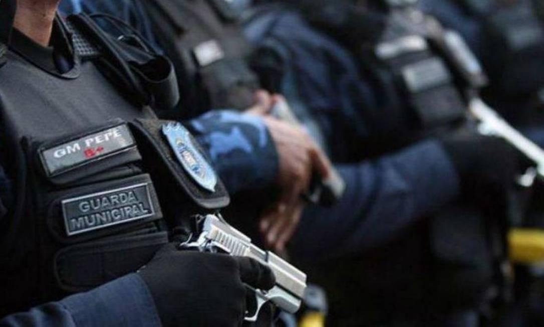 Guardas municipais armados terão direito à aposentadoria especial Foto: Reprodução