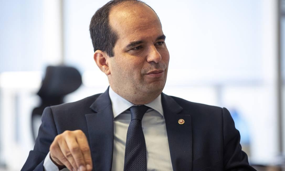 Procurador-geral do Trabalho, Alberto Balazeiro Foto: Daniel Marenco / Agência O Globo