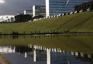O Poder Judiciário foi o que apresentou maior expansão de servidores: 512%, com o total de vínculos passando de 59 mil para 363 mil Foto: Michel Filho / Agência O Globo