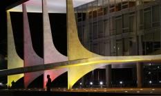 Fachada do Palácio do Planalto: Investidor está cobrando mais caro pela dívida do governo Foto: Ailton de Freitas / Agência O Globo