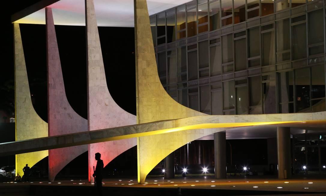 Fachada do Palácio do Planalto Foto: Ailton de Freitas / Agência O Globo