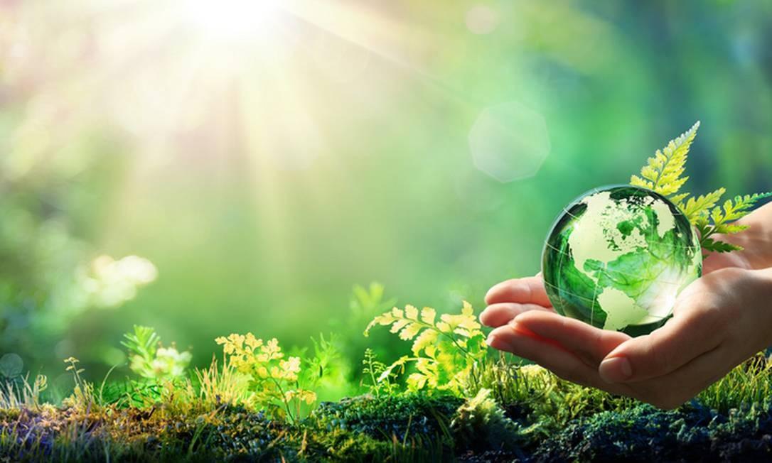 Construtora trouxe a preocupação com o futuro do planeta para o dia-a-dia Foto: RomoloTavani / Getty Images/iStockphoto