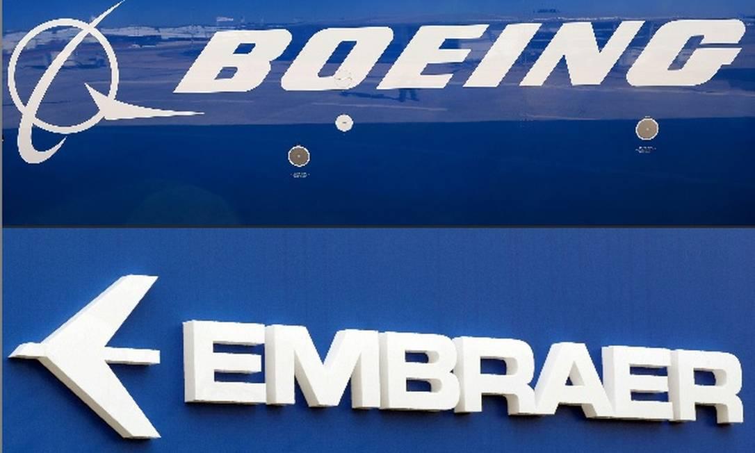 Boeing desiste de compra de parte da Embraer Foto: Arquivo