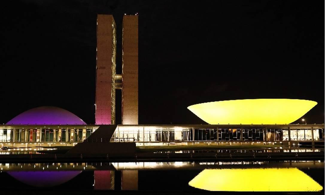 PEC Emergencial é considerada a mais urgente dos três projetos de ajuste fiscal encaminhados pelo governo no início de novembro Foto: Daniel Marenco- Agência O Globo