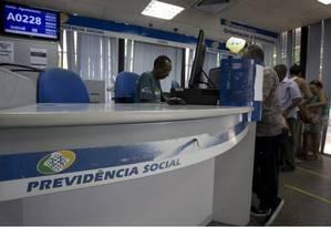 STF julga reaposentação em fevereiro Foto: Márcia Foletto / Agência O Globo