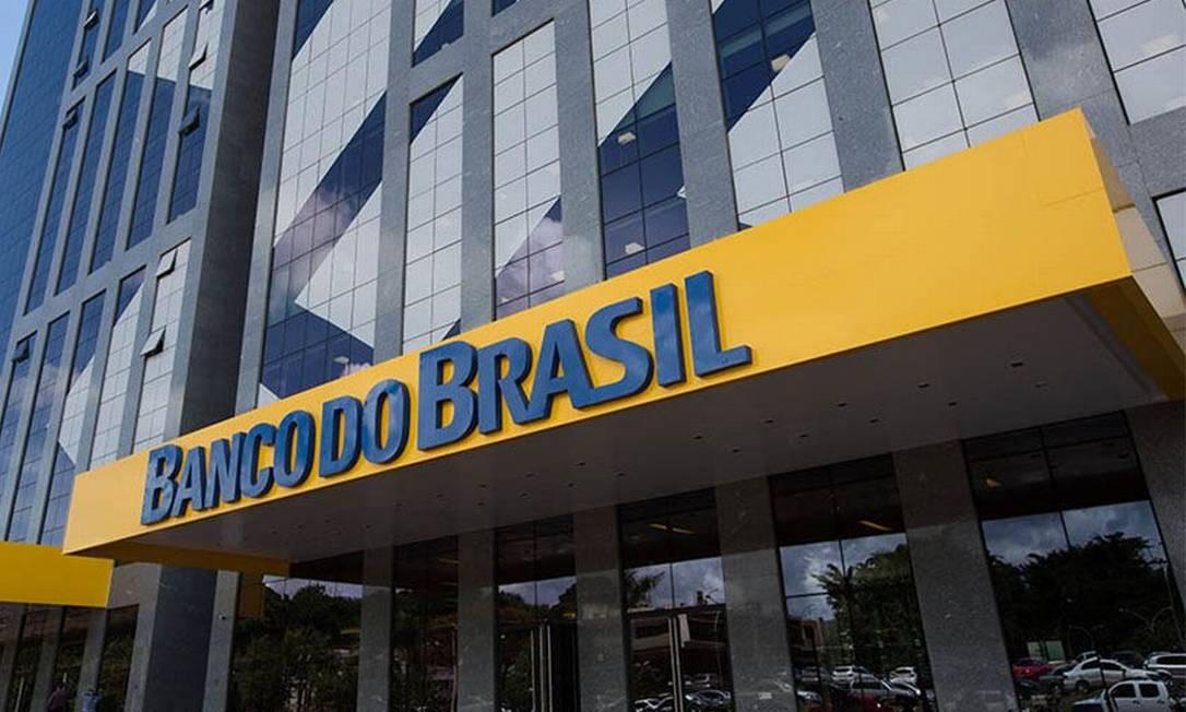 Fachada do Banco do Brasil: PDV prevê demissão de ao menos 5 mil pessoas Foto: Reprodução