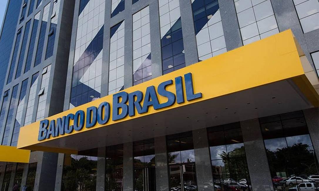 Fachada do Banco do Brasil Foto: Reprodução