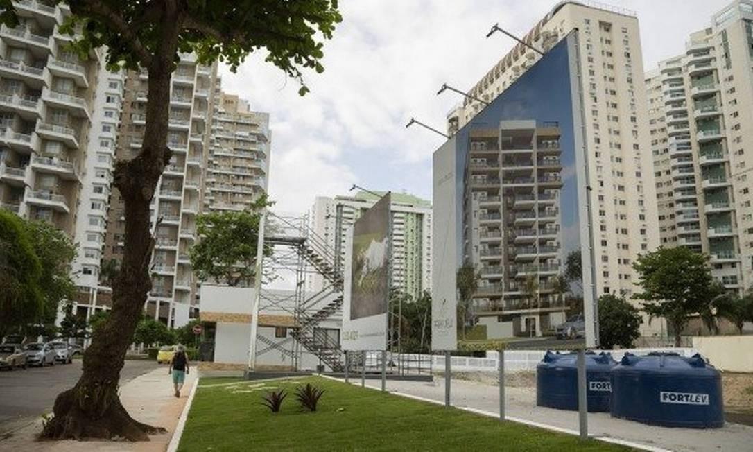 Índice de reajuste de aluguel sobe o dobro da inflação oficial Foto: Gabriel Monteiro/Agência O Globo
