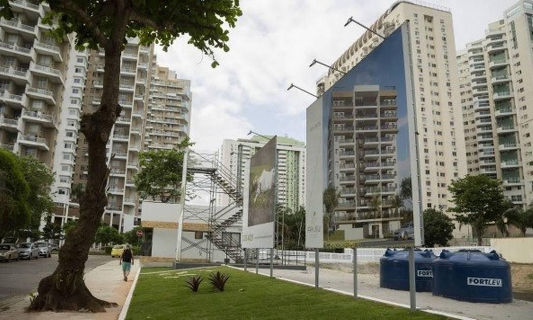 Em dezembro, o IGP-M avançou 0,96%, o que representou uma desaceleração em relação à alta de 3,28% de novembro Foto: Gabriel Monteiro/Agência O Globo