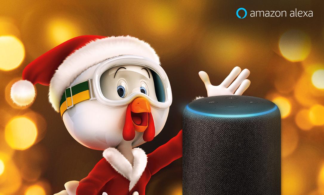 Amazon e Sadia fecham parceria para oferecer receitas de Natal pela Alexa Foto: . / Divulgação