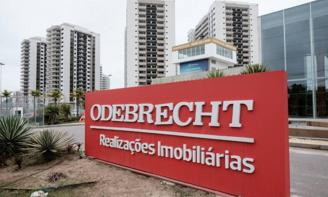 Odebrecht faz nova reunião de credores Foto: Reprodução