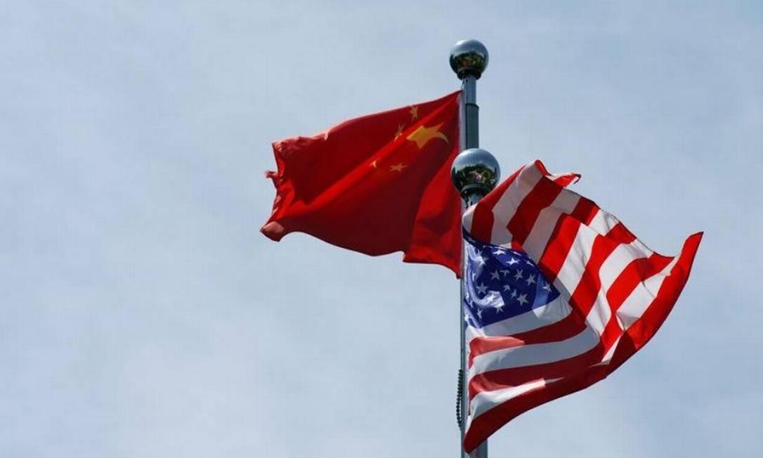 China e EUA anunciaram ter chegada á fase 1 do acordo comercial Foto: Reuters